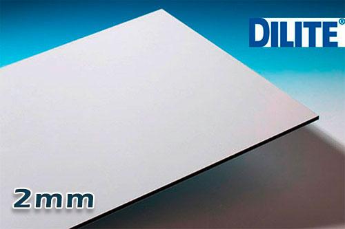 Dilite-Aluverbundplatte-2mm