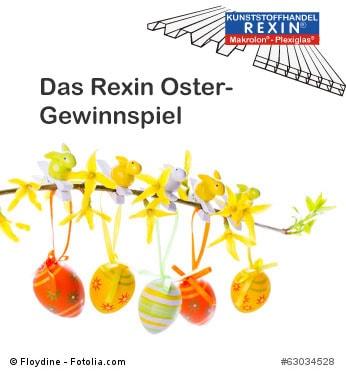 Rexin Ostergewinnspiel
