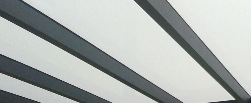 Favorit Terrassendach reinigen - 5 Tipps die weiterhelfen - Das Rexin Magazin HM13