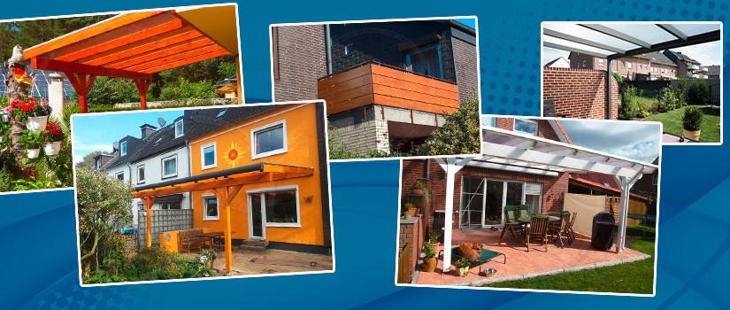 Terrassendach Ideen Und Inspirationen Unsere Kundengalerie Das