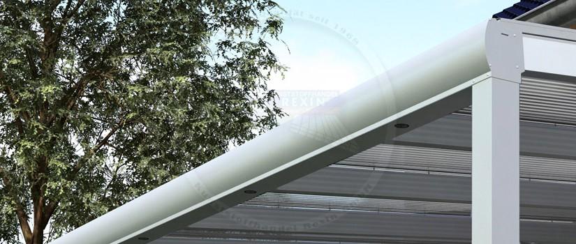 Alu Terrassenüberdachung mit 20% Rabatt!