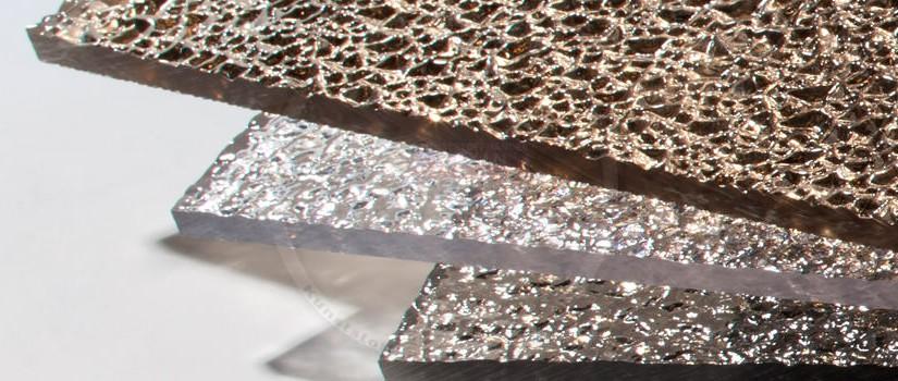 makrolon strukturplatten 15 reduziert angebot des monats das rexin magazin. Black Bedroom Furniture Sets. Home Design Ideas