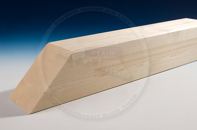 Kopfbänder Holz-Terrassendach
