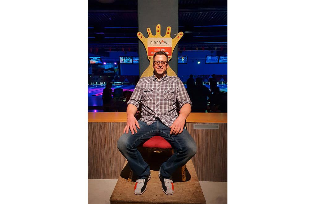 Der König der Kugeln 2019 - Maik Altenberger war an diesem Abend nicht zu übertreffen.