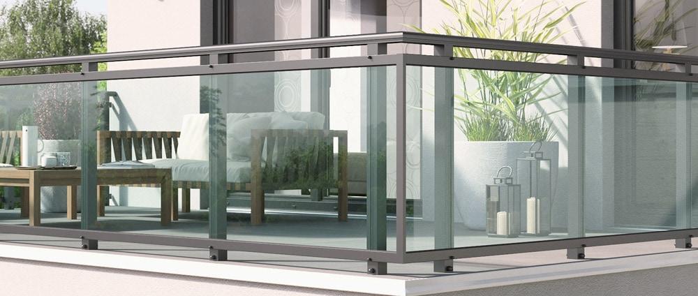Beliebt Balkon sanieren: Diese Tipps helfen weiter! - Das Rexin Magazin RJ91