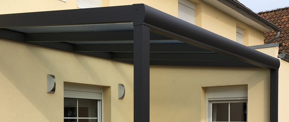 Woran erkennt man ein hochwertiges Terrassendach?