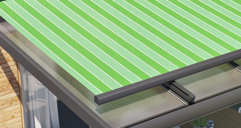 Aufdach- oder Unterdach-Markise – was ist der Unterschied?