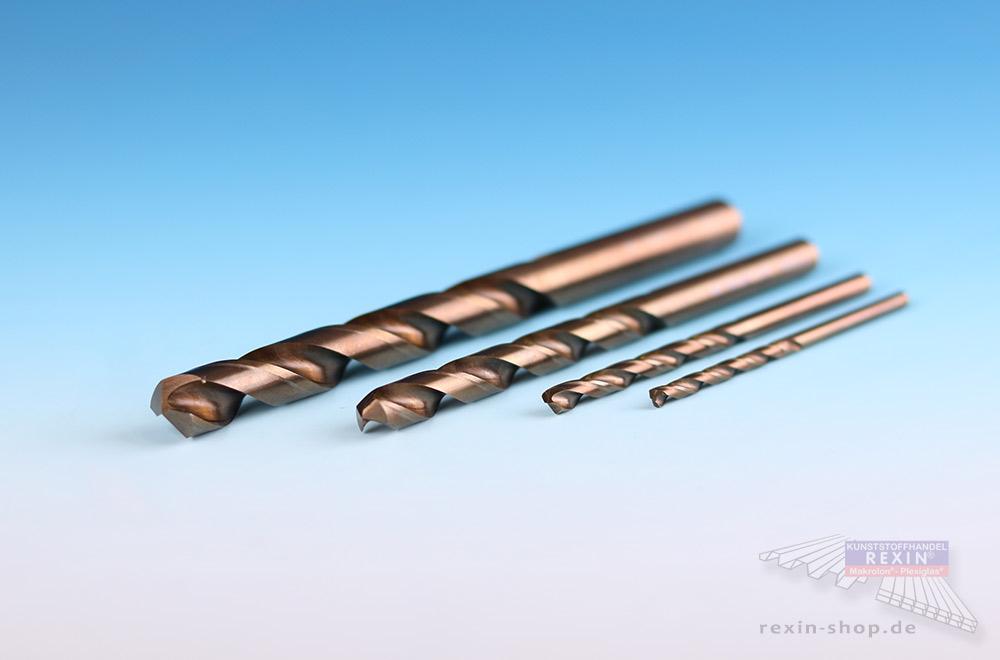 HSS-Spiralbohrer: die erste Wahl für das Bohren von Metallen.