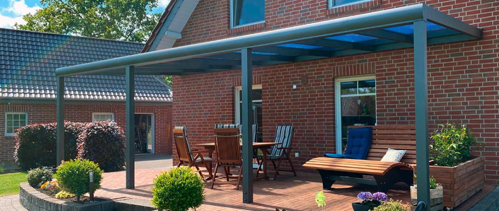 Statik der Terrassenüberdachung – was ist zu beachten?