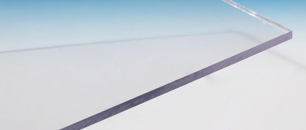 Kratzfeste Kunststoffplatten Makrolon® Supersaphir