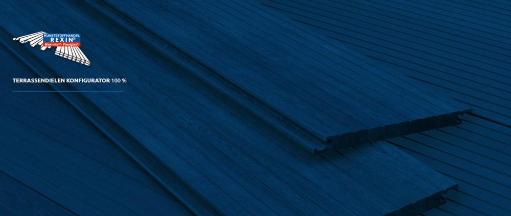 Die Terrasse gestalten mit 3D-Konfigurator